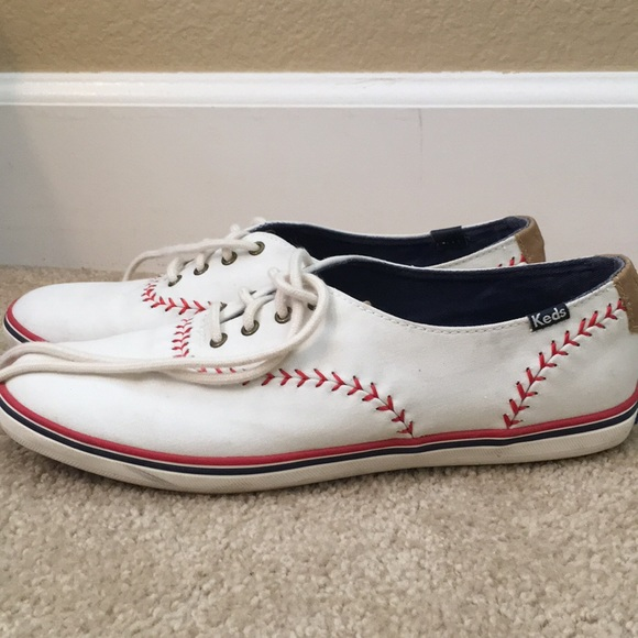 2fd65739a47 Keds Shoes - Keds Women s Champion Pennant Baseball Sneaker